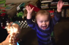 'Let It Go' is this little boy's JAM