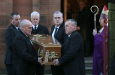 Grandparents and teen who died in Glasgow bin lorry crash are laid to rest