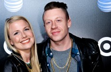 Macklemore reveals he's going to be a dad in emotional video