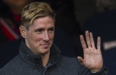 40,000 Atletico fans don't care how terrible Torres has been since 2011, they love him anyway