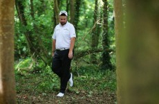 Here's what Shane Lowry's Masters invite looks like