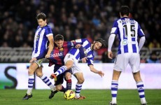 David Moyes masterminds an unlikely Real Sociedad win over Barcelona