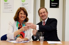 Enda and Joan will 'promise to do just about anything' to improve their poll ratings