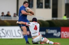 Leinster's Jack McGrath cited for alleged stamp during Ulster clash