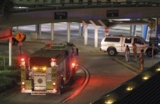 Security alert shuts down Miami airport