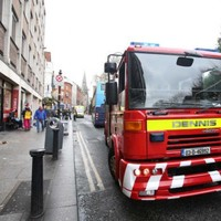 More than €600,000 in fire brigade call-out charges went unpaid last year