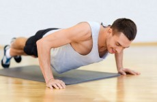 Fancy increasing the intensity of your workout by a few notches? Try clap push-ups