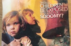 Here's why #SoundsOfSodomy is trending in Ireland, in case you were puzzled