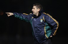 Darragh Ó Sé is going to manage the Kerry senior footballers next Sunday