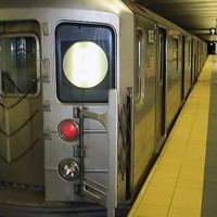 Video: New York train hijacked by man wielding screwdriver