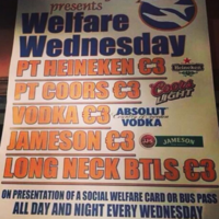 Dublin pub begins 'Welfare Wednesday' drink deals