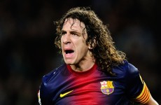 Barca backroom turmoil as Zubizarreta and Puyol exit the Nou Camp