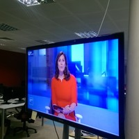 UTV Ireland's first news bulletin aired this evening - how was it?