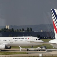 Air France flight makes emergency landing at Dublin Airport