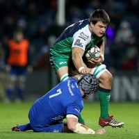 Leinster's Quinn Roux to remain on loan at Connacht for rest of season