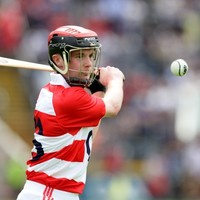This Cork hurling goalkeeper is set for a new inter-county career as a forward