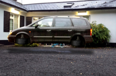 There's a Back to the Future style hovercar for sale in Leitrim