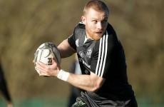Keith Earls and James Cronin back in Munster training, targeting return against Saracens