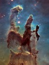 These pictures of the 'Pillars of Creation' are INCREDIBLE
