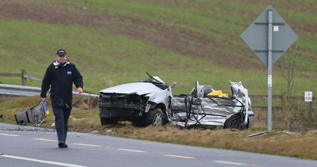 """A desperate tragedy"": Shock in Co Kildare as four young women killed in road crash"