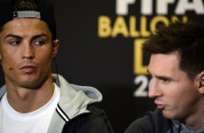 'Lionel Messi worth €87m more than Cristiano Ronaldo'