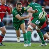 Reports are linking Tomás O'Leary with a return to Munster next season