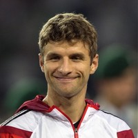 Bayern's Brazilian defender threatened to hit Thomas Müller after hearing one too many '7 - 1' jokes