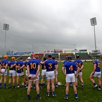 2 key Tipp hurling defenders to miss league but there's 8 new additions to squad