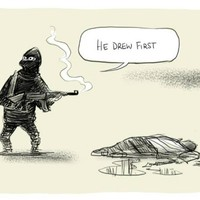15 powerful responses from cartoonists to the Charlie Hebdo attack