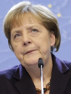 Pro-Russian hackers claim attack on Angela Merkel's website