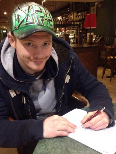 'This is just the beginning' – Joseph Duffy