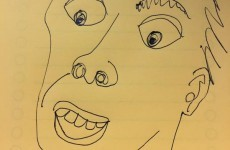 Twitter celebrated Nicolas Cage's birthday by sharing biro drawings of him
