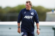 'I'm happy doing what I'm doing now' - Glenn Hoddle plays it cool on Newcastle link