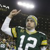 The Packers invented a giant metal gizmo for Aaron Rodgers to practice with