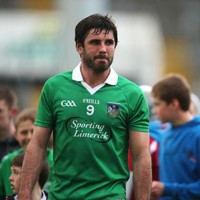 Arguably the greatest Limerick footballer ever has retired from the inter-county game