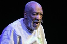 Fans gave Bill Cosby a standing ovation after a show last night