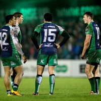 Henshaw and Aki continue in midfield as Connacht make one change