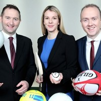 Off The Ball presenter Ger Gilroy joins UTV Ireland's sports team