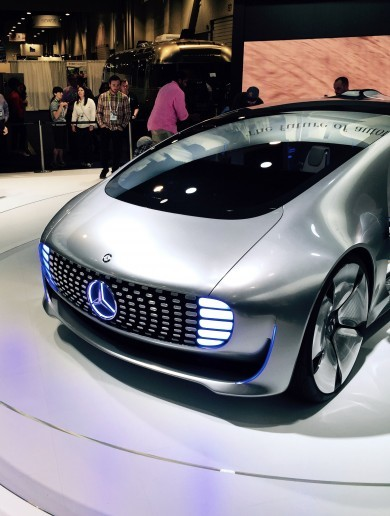 The new driverless Mercedes is mouth-watering, but is it the end of sports cars?
