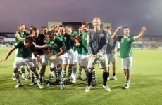 Ireland U19s march on after scoreless draw in Romania