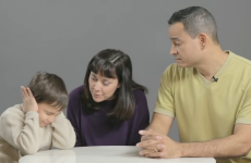 Parents have 'the talk' with their kids on camera, and it's just as awkward as you'd expect