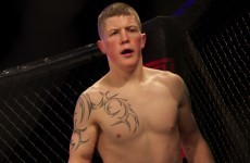 Dublin's Paul Redmond signs with the UFC to debut in Sweden on 24 January