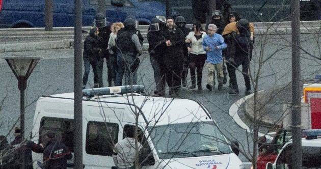 As it happened: Charlie Hebdo suspects dead and four hostages killed in Jewish store