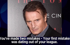 Liam Neeson excellently prank called Maggie Grace's useless ex-boyfriend