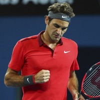 Roger Federer won his match today in the same time it'd take us to cook a good dinner