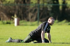 Keith Earls and James Cronin on the bench for Munster trip to Zebre