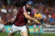 Three-time All Star Damien Hayes announces retirement from inter-county hurling