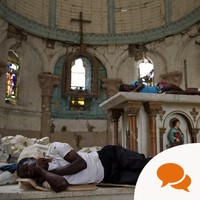 Column: Rebuilding a shattered country –Haiti, five years later