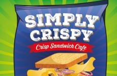 Belfast is actually getting a café devoted to crisp sandwiches