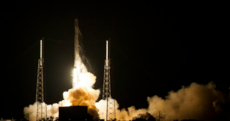 """Close, but no cigar this time"": SpaceX launch goes (more or less) to plan"